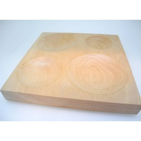 Wooden Doming Shaping Block -Large