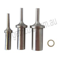 Wolf Sanding Mandrel Set