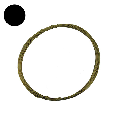 Brass Wire - Round - 0.5mm - 10 Metres