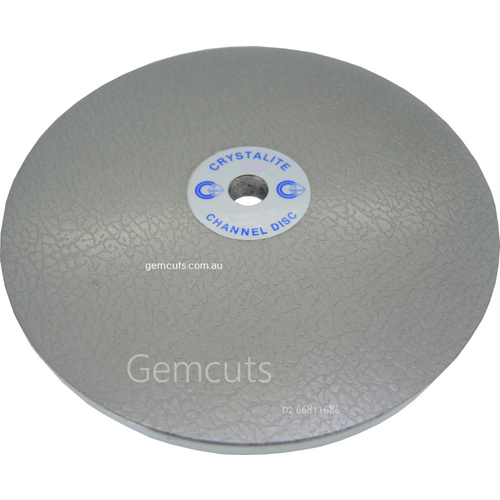 Channel Disc 150mm (6 Inch) 180 Grit