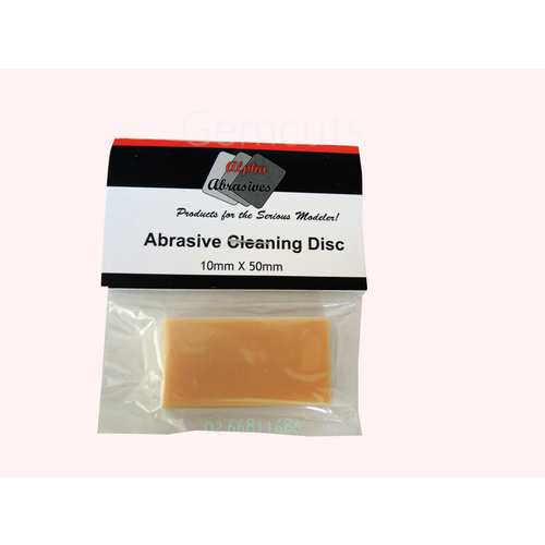 Abrasive Cleaning Block