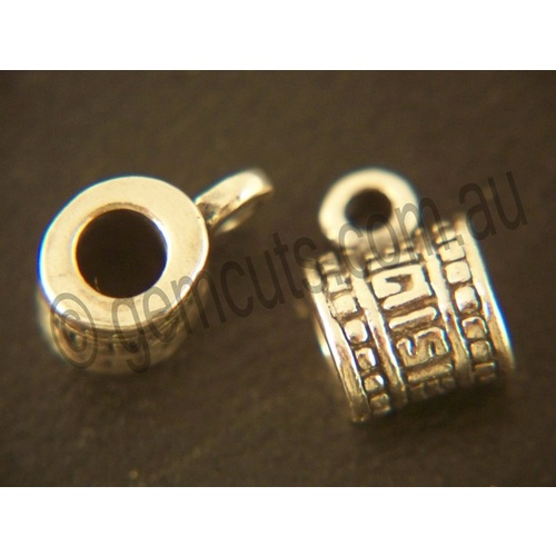 Sterling Silver Bead